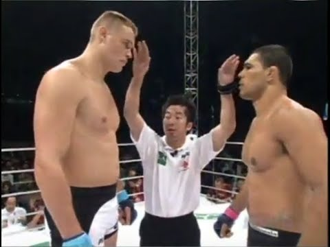 UFC minotauro nogueira vs fabricio werdum from YouTube · Duration:  2 minutes 6 seconds