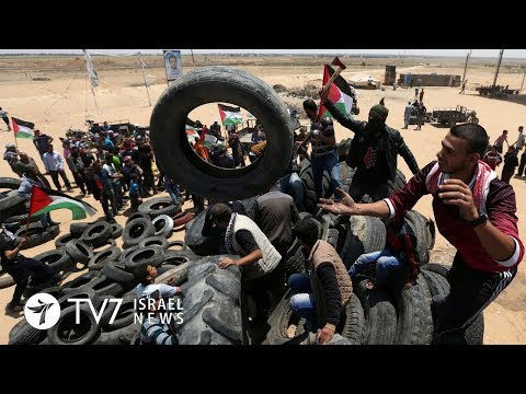 Israel's resolve condemned as 'excessive force' - TV7 Israel News 16.05.18