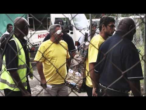 The International Aid Budget: Papua New Guinea and Manus Island