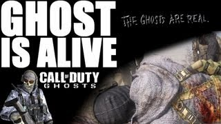 GHOST IS ALIVE!? Evidence Suggests