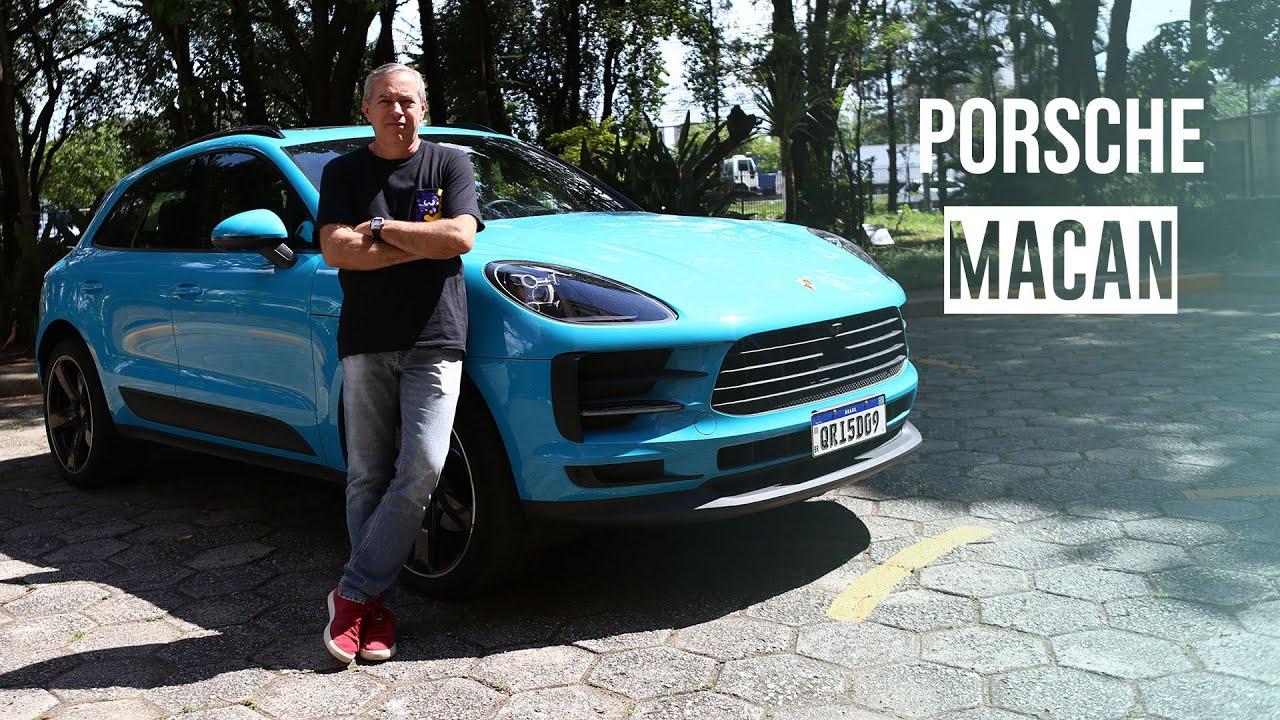 Tudo sobre o novo Porsche Macan