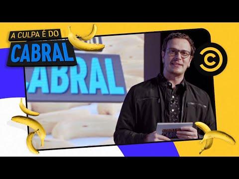Um NOVO começo pro Cambota! | Comedy Central A Culpa é do Cabral