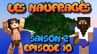 Repeat youtube video MINECRAFT : LES NAUFRAGÉS ! Les Grottes de Glace ! | SAISON 2 | Episode 10 !