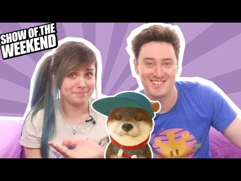 Show of the Weekend: Little Friends Dogs & Cats, and Ellen's Resident Evil Sandwich