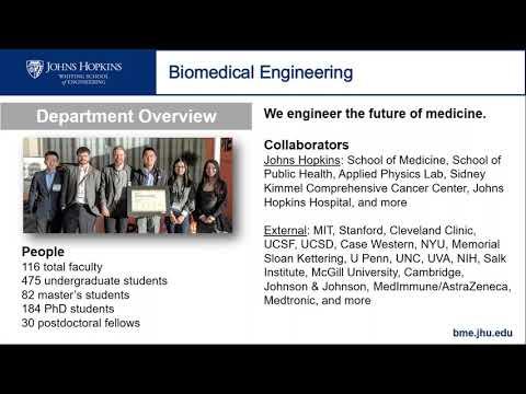 Prospective Students | Johns Hopkins Department of