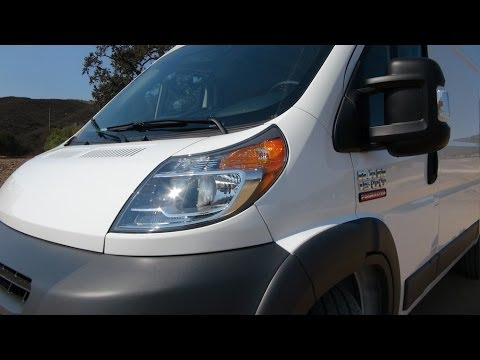 2014 RAM Promaster Vans: Everything You Ever Wanted to Know