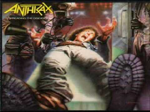 Anthrax Spreading The Disease