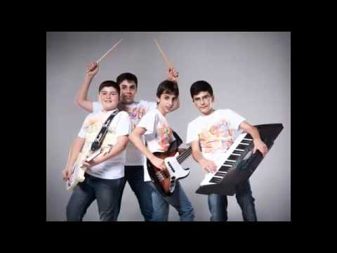 JESC 2012 Armenia - Compass Band - Sweetie Baby (karaoke)