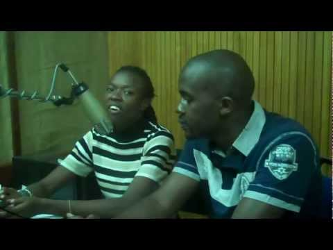 Yes Youth Can Nairobi Region Visit to ECN Radio