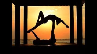 The Most Romantic Partner Yoga Video You