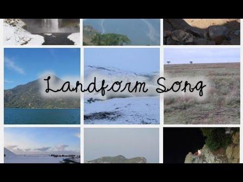 Landform Song