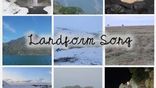 Repeat youtube video Landform Song