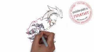 Видео нарисованных карандашом монстров  Как нарисовать девочку монстра с железным гребешком на руке(Как нарисовать монстра поэтапно карандашом. Именно этим вопросом задается каждый подросток сталкиваясь..., 2014-07-22T08:57:19.000Z)