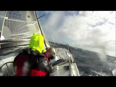 Auckland To Noumea Yacht Race 2012 - Starlight Express