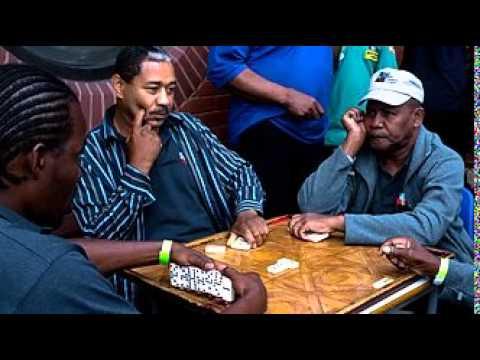 Caribbean Domino Club Benjamin Zephaniah