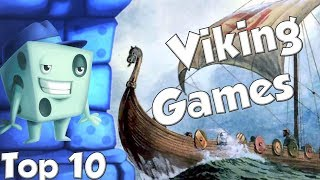 Top 10 Viking Games - with Tom Vasel