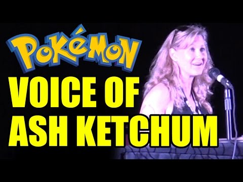 POKEMON'S Veronica Taylor - VOICE OF ASH KETCHUM