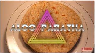 Aloo parata bangla/bangladeshi parata recipe.