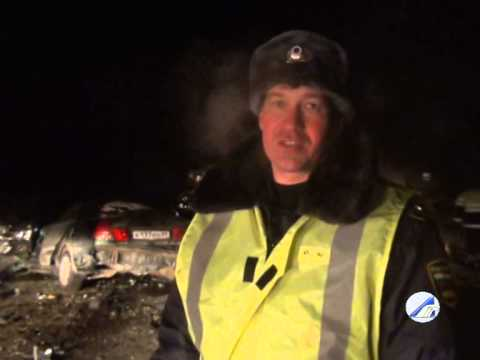 Авария на трассе унесла жизни четырех человек