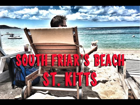 South Friar's Beach - Carambola Beach Club - St. Kitts
