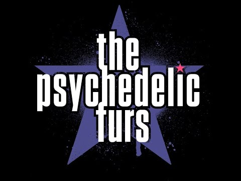Psychedelic Furs - NEW LP