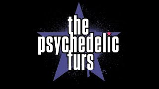 """Psychedelic Furs - NEW LP """"Made Of Rain"""" Interview with Richard Butler"""