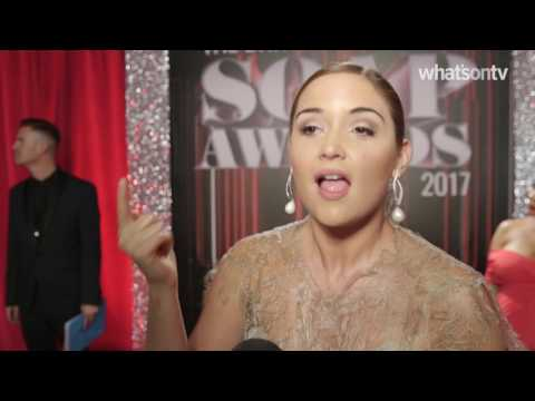 Soap Awards: Jacqueline Jossa – I have no idea what's coming next in the EastEnders scripts!