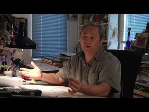 Stan Sakai #2: Making it happen