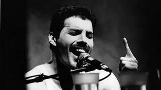 Queen- Don't Stop Me Now (Fred Mercury- Apenas voz) sem melodia.