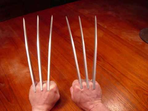 Wolverine Claws Slideshow