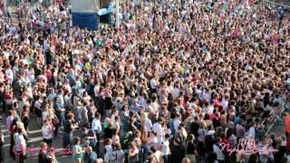 Парад Невест на КМВ 2012-Концертная группа.