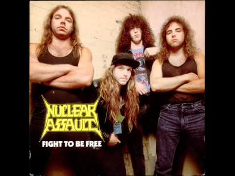 Nuclear Assault - Equal Rights