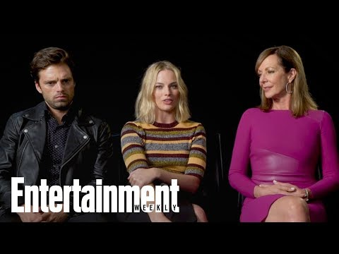 Margot Robbie Tried Not To Replicate The Real Tonya Harding In 'I, Tonya'   Entertainment Weekly
