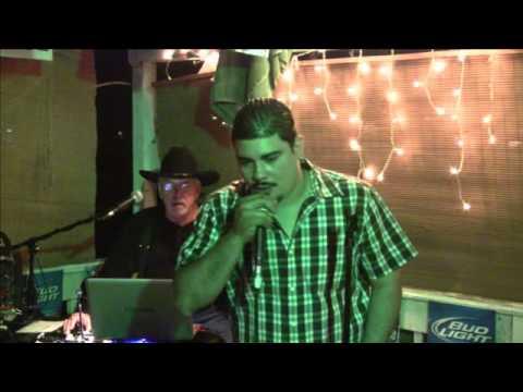Gilbert - Cross Track - Karaoke - December 14, 2012