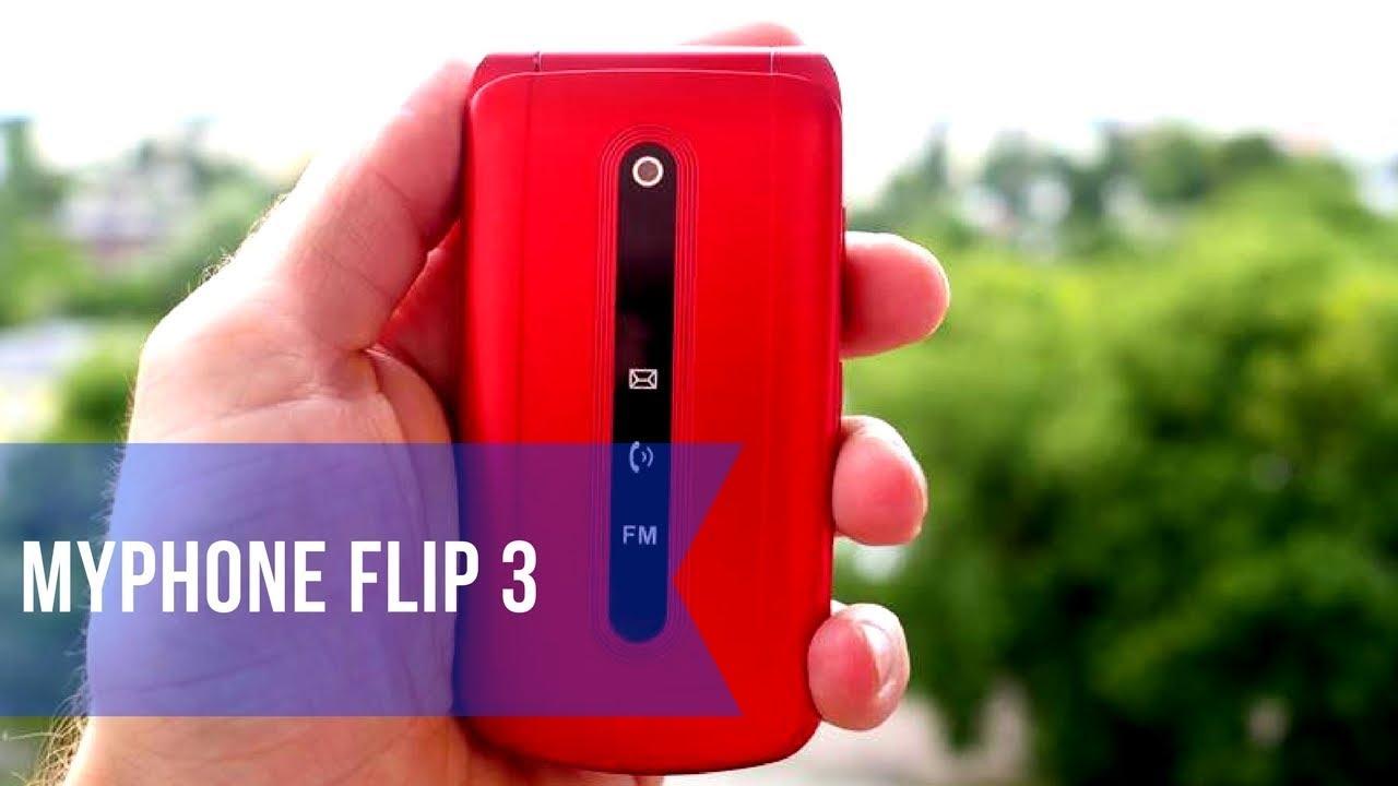 88e2364dde5cb myPhone Flip 3 - Recenzja Telesmartfon - YouTube