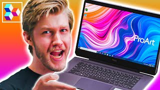 Is this too POWERFUL??? - ASUS ProArt StudioBook One