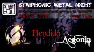The A.X.E. Project, Bendida and Aegonia at Brutallica on Z-rock radio