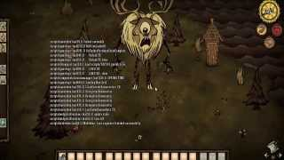Play as Deerclops (console commands)