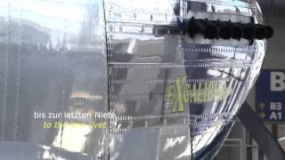 scalewings mustang ultralight fk 51 video 3 aero 2013