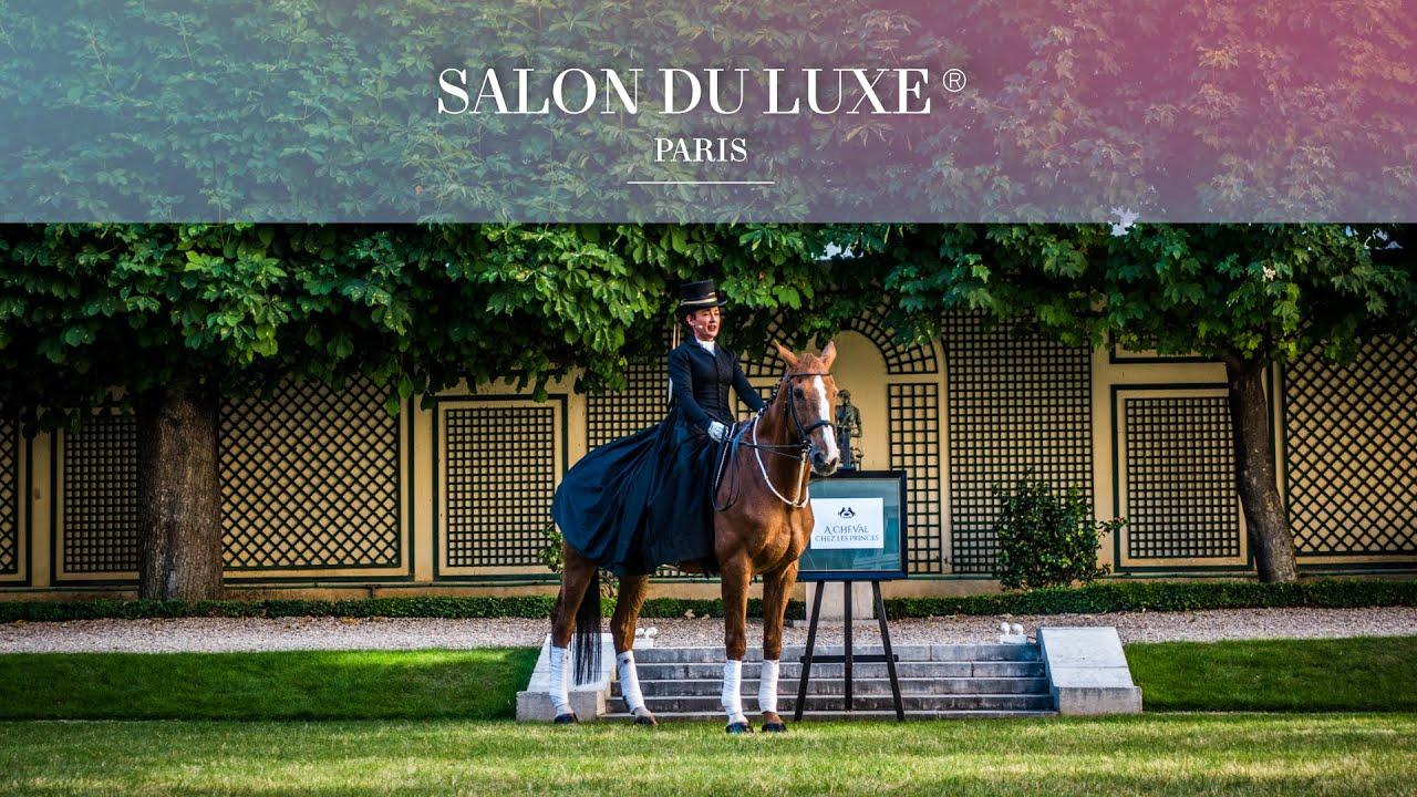 Salon du luxe Paris 2016 : résumé vidéo ✨ - YouTube