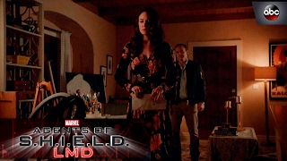 Coulson Convinces Agnes to Help - Marvel
