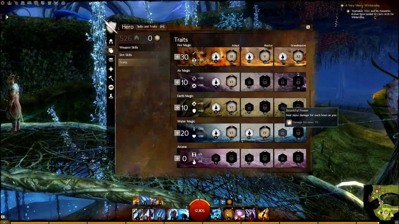 Guild Wars  Dps Elementalist Build