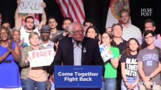 Bernie Sanders: Trump Didn