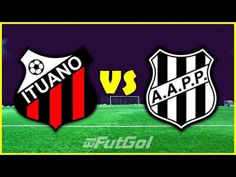 ITUANO X PONTE PRETA AO VIVO | CAMPEONATO PAULISTA | 6ª RODADA | 17/02/2020