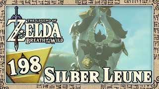 THE LEGEND OF ZELDA BREATH OF THE WILD Part 198: the silver lynel - the elite monster