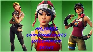 Best combinations with green skins fortnite DieguinXD