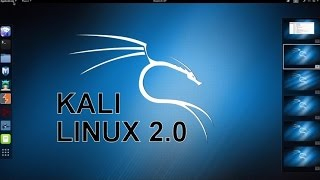 Kali Linux 2.0 Released — Download Most Powerful Penetration Testing Platform