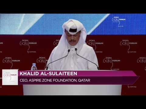 Doha GOALS 2014: Welcome Addresses