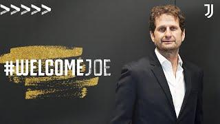 Joe Montemurro Is Unveiled as the New Juventus Women Coach! | #WelcomeJoe