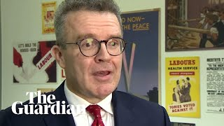 Tom Watson: decision to resign was personal, not political